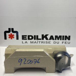 Deflecteur vermiculite R920076(KIT COMPLET)