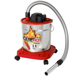 Aspirateur à cendres chaudes – CENEHOT